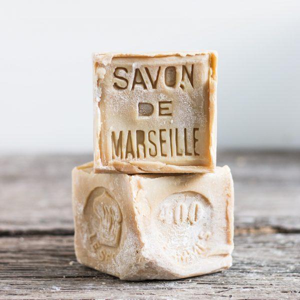 Cube de Marseille végétal