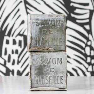 Cube de savon de Marseille vert