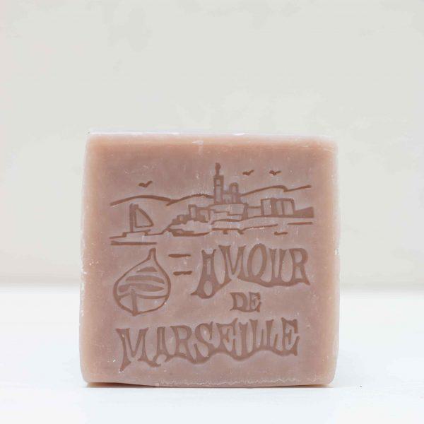 Savon de Marseille fleur de coton cube 150GR LE SERAIL
