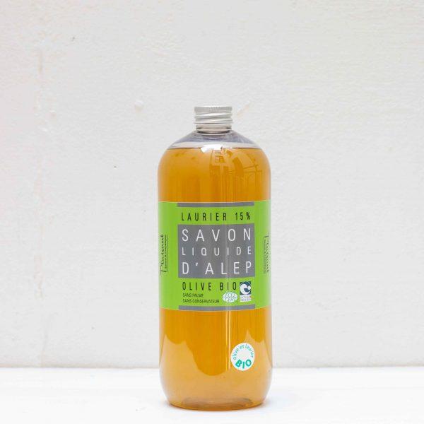 Savon Liquide Bio Olive & Laurier