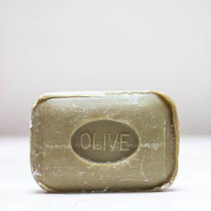 Savonnette de Marseille rectangulaire à l'huile d'olive