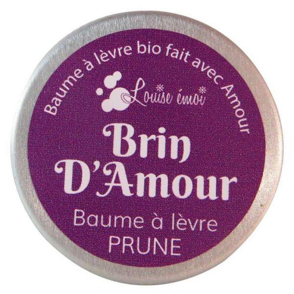 """Baume à lèvre bio """"Brin d'amour"""""""