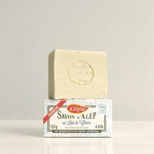 Savon d'Alep Premium BIO au lait de chèvre