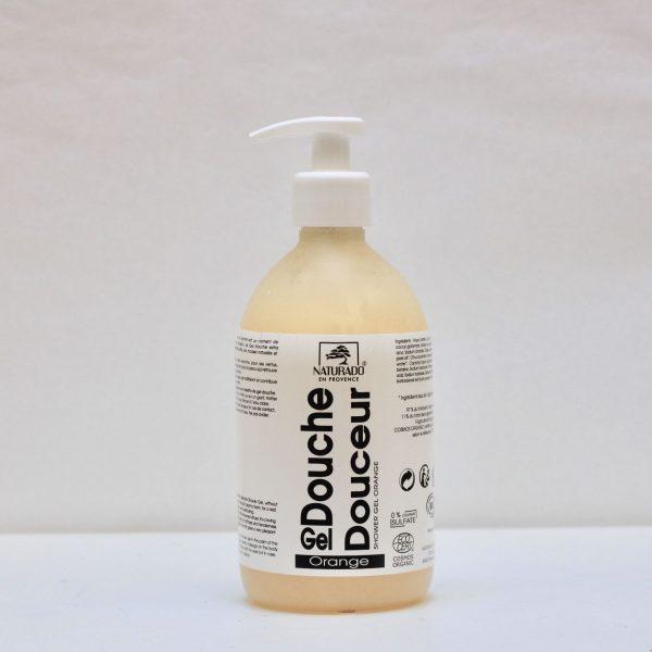 Gel Douche Douceur Orange Cosmos Organic 500ML