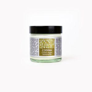 Crème Argan immortelle