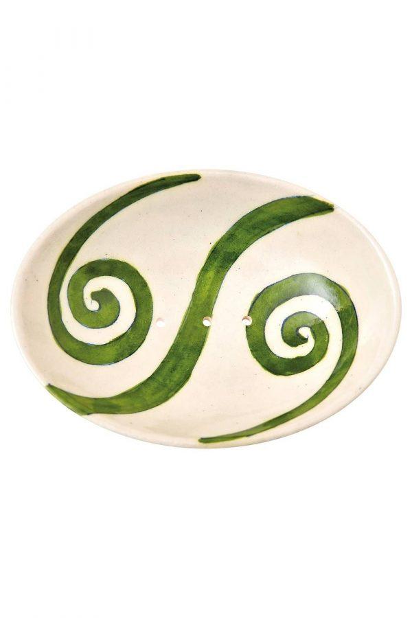 Porte savon celtique