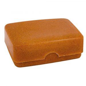 boite à savon en bois liquide