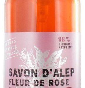 Savon Liquide d'Alep Fleur de Rose 1L
