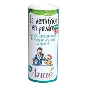 dentifrice en poudre