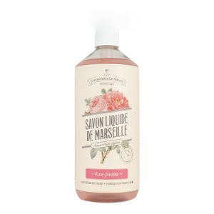 Savon de Marseille Rose Pivoine
