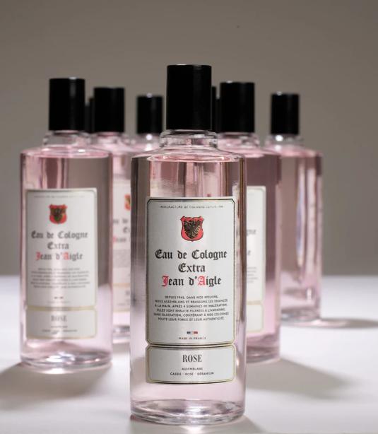 eau de cologne rose