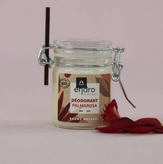 déodorant naturel palmarosa
